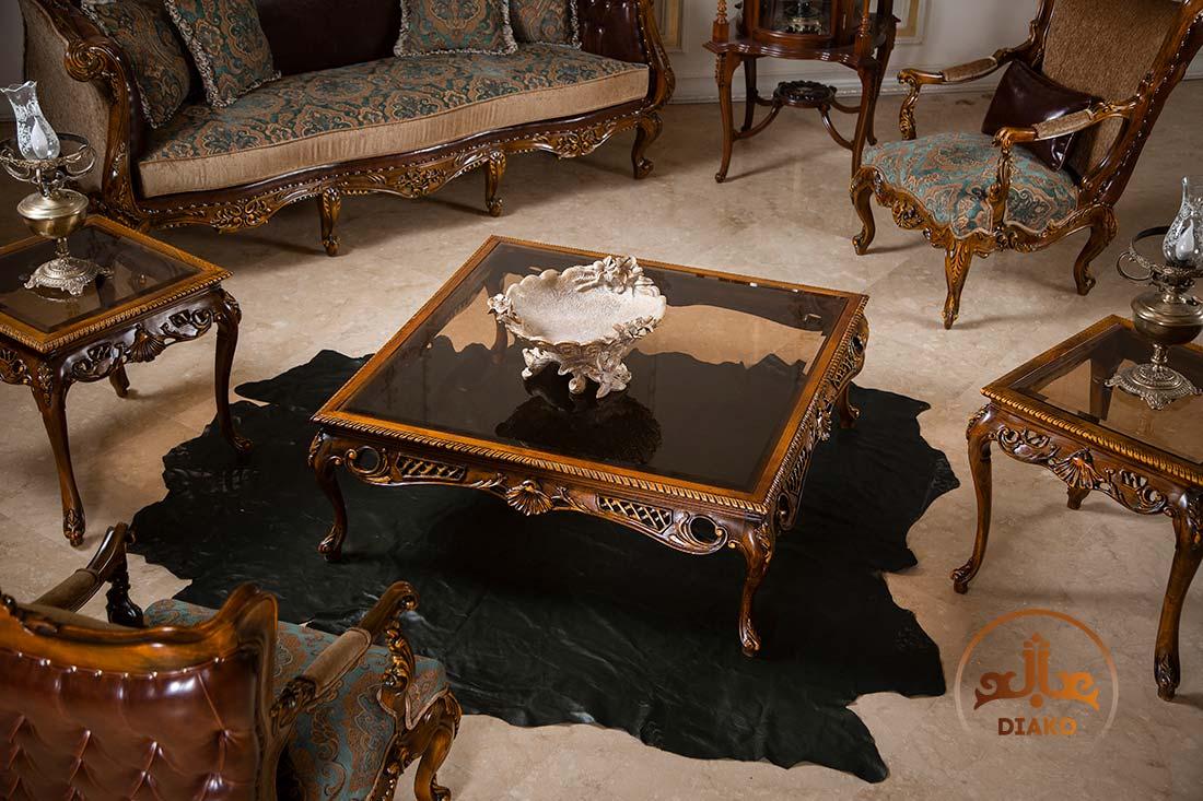 میز جلومبلی میلواکی