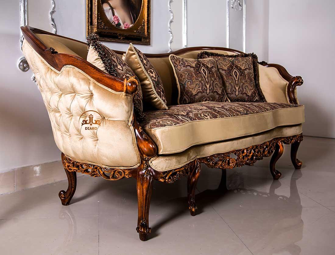 کاناپه کلاسیک ولگا