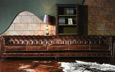 کاناپه چسترفیلد، تکه ای از تاریخ مبلمان