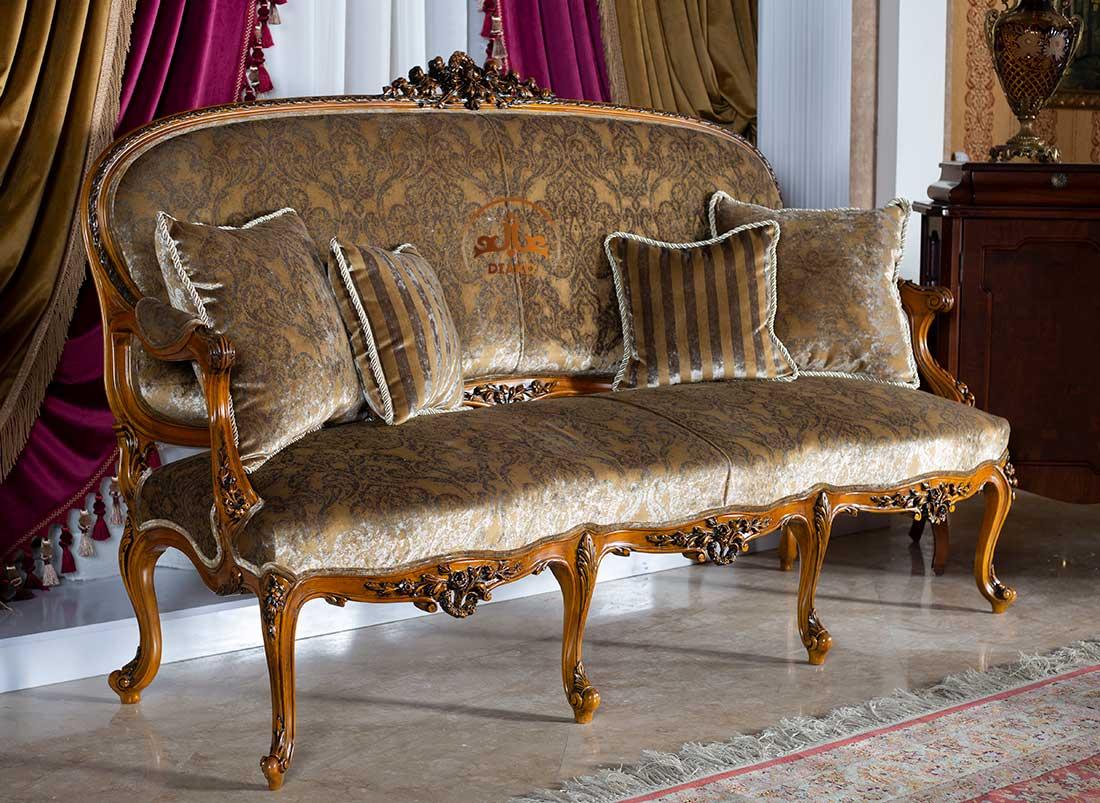 کاناپه فرانسوی مبل لیون
