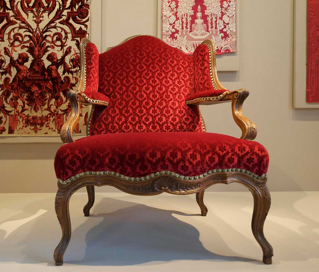 Chair of the Queen