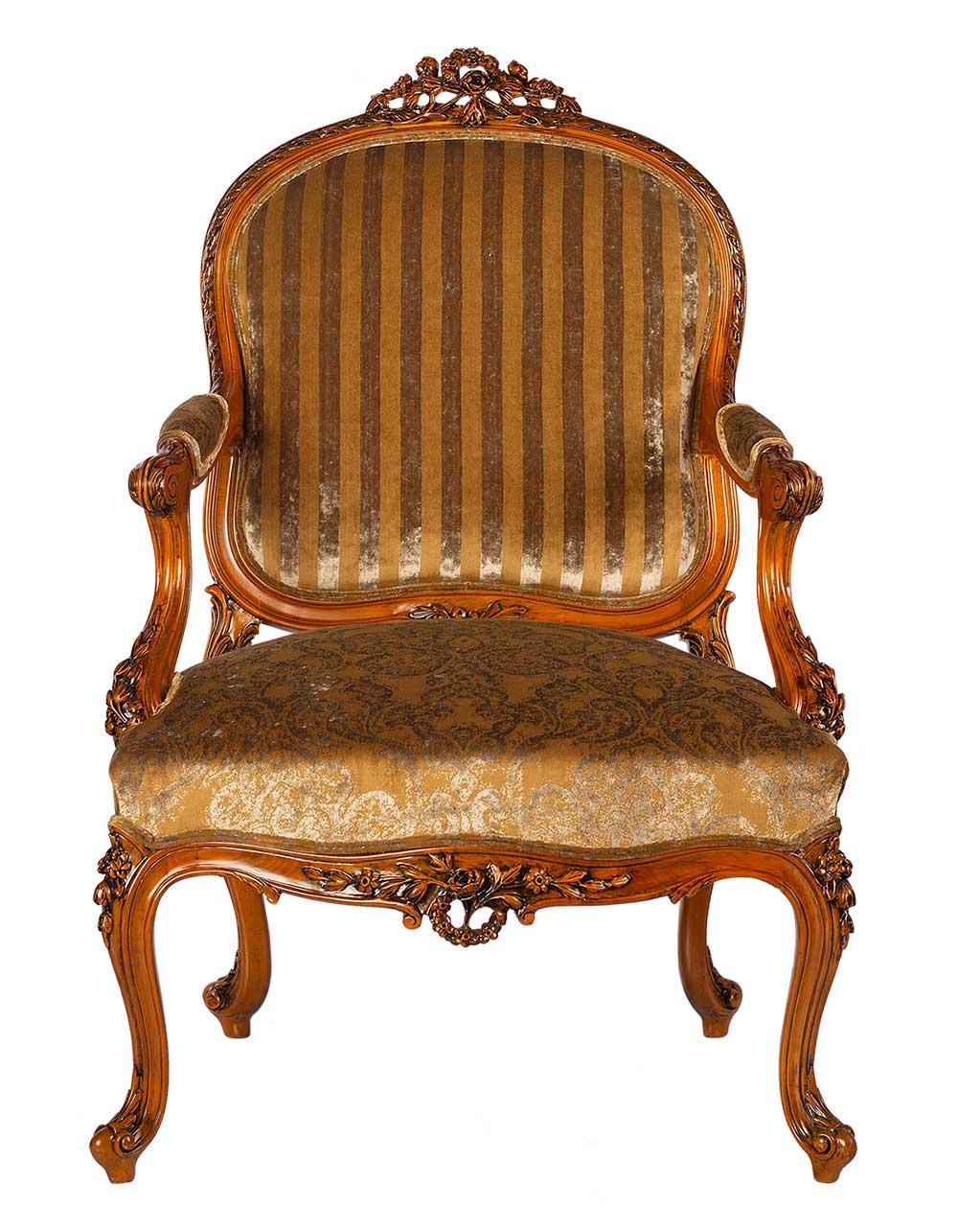 صندلی فرانسوی لیون