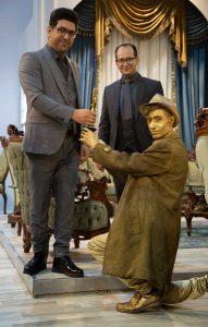 حضور گلدمن نمایشگاه در دیاکو