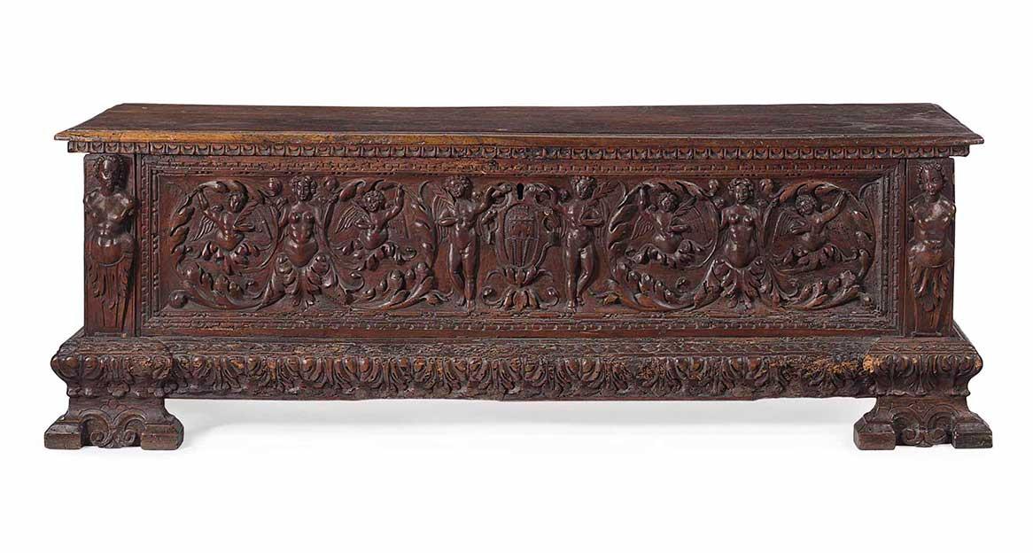مبلمان قرن 16 میلادی