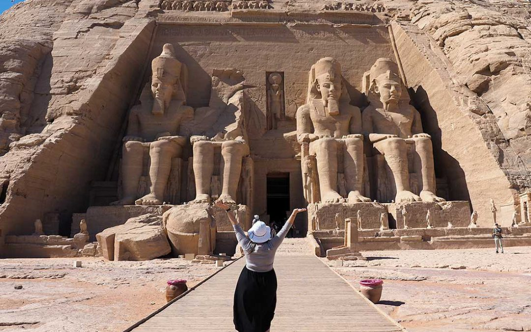 تاریخچه مبلمان مصری