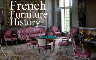 تاریخچه مبل فرانسوی