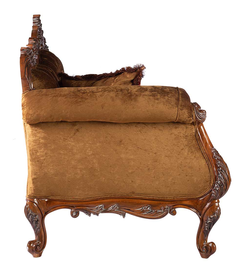 نمای بغل کاناپه مبلمان استلا