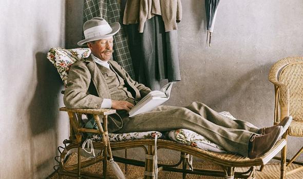هاوارد کارتر، کاشف انگلیسی مقبره توت عنخ آمون