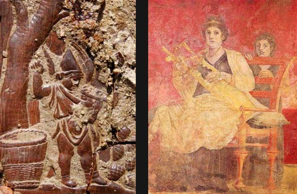 قدیمی ترین مبلمان ایتالیایی کشف شده
