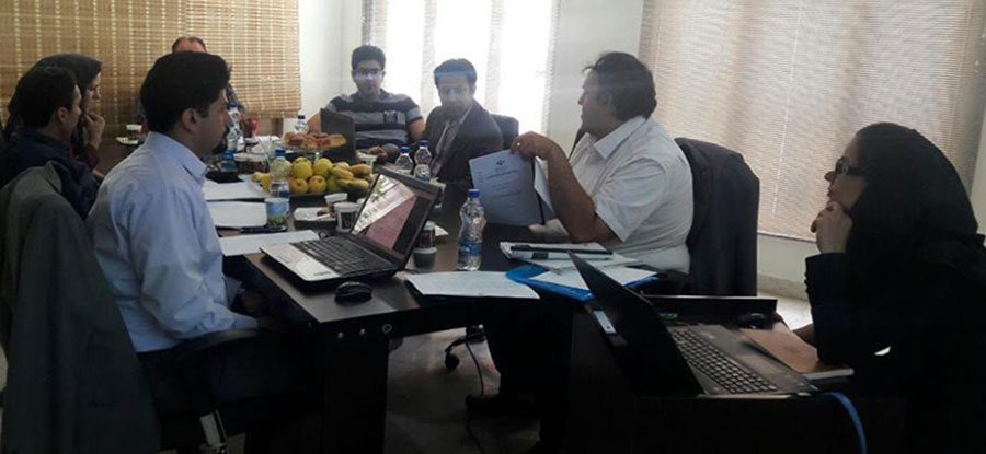 اولین جلسه کمیته تدوین قانون استاندارد مبلمان