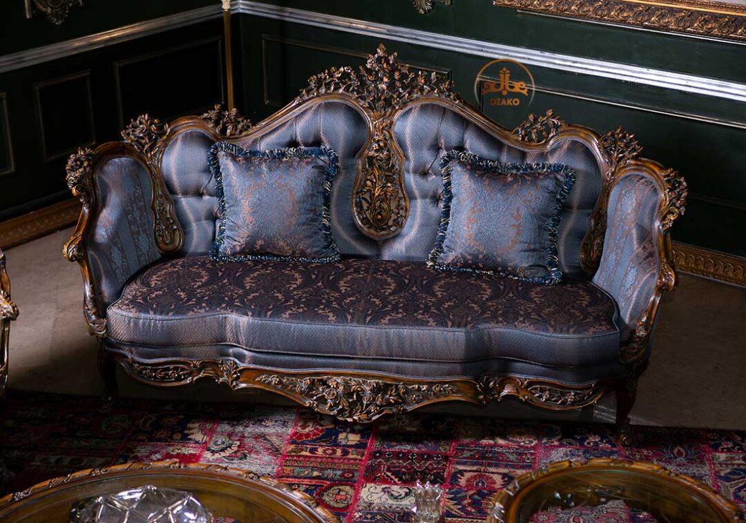 مبل سلطنتی فرانسوی رزالین