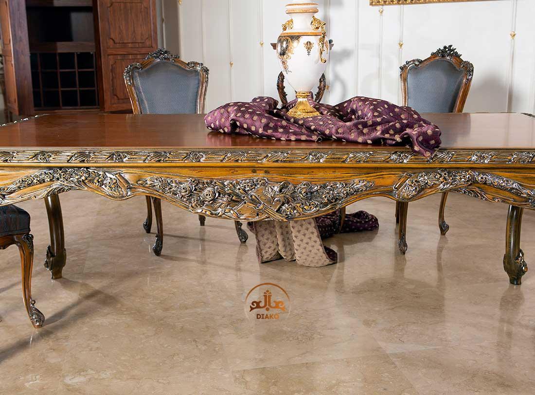 میز سلطنتی رزالین