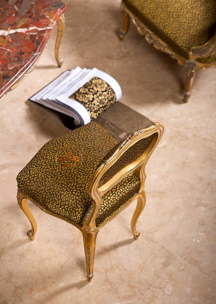 صندلی ظریف فرانسوی