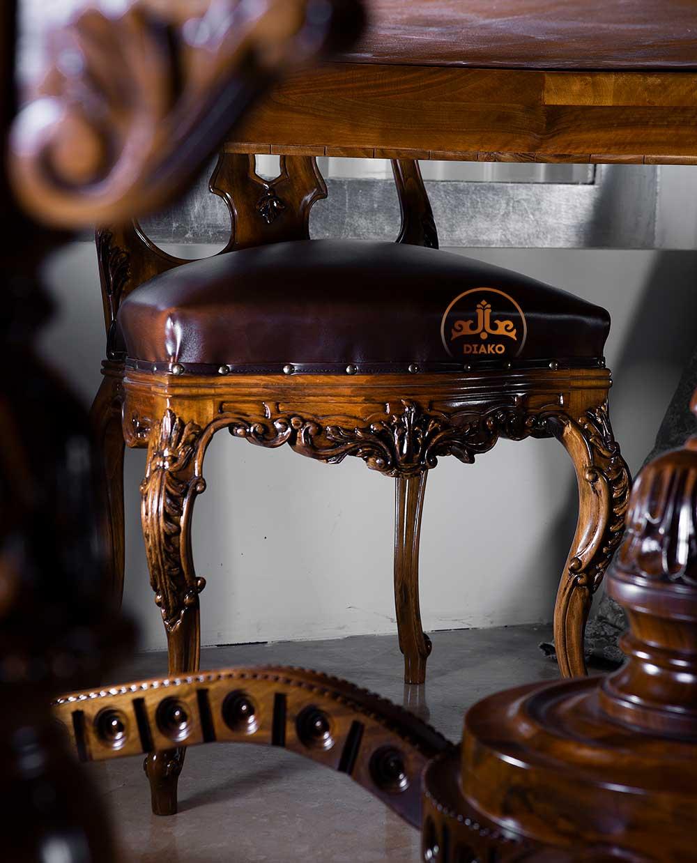 پایه میز و صندلی اسپانیایی